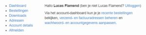 Exendo Epigenomics - account-dashboard